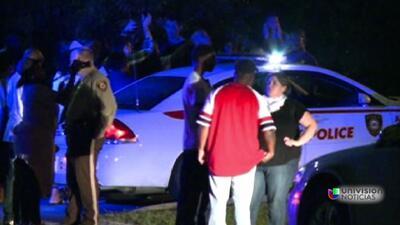 Un oficial de policia de Ferguson, Missouri recibió un tiro