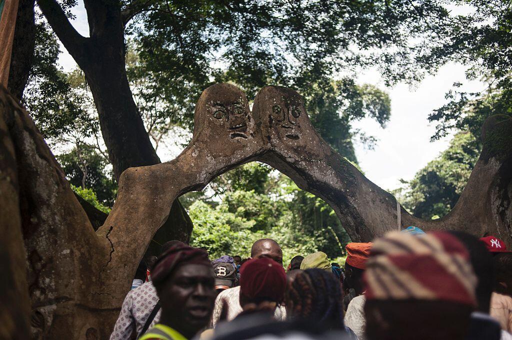 Osogbo en Nigeria