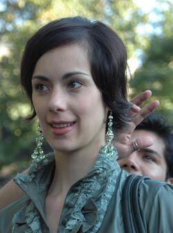 Gabriela de la Garza no necesitó mucho maquillaje para lucir bien, pero...