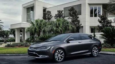 El Chrysler 200 ganó otro premio.