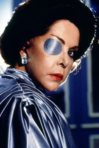 """Una de las villanas más representativas de las telenovelas es """"La Dama d..."""