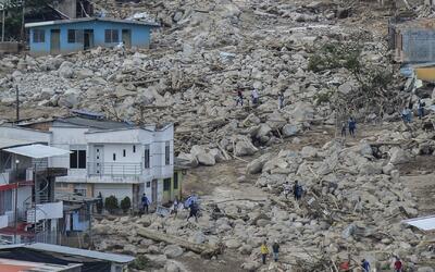 Mocoa, una población víctima de una avalancha que arrasó con miles de su...
