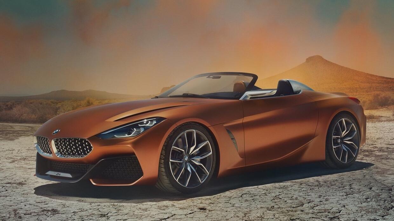 Univision Autos - Fotos de autos, Imágenes de autos BMW-Z4_Concept-2017-...