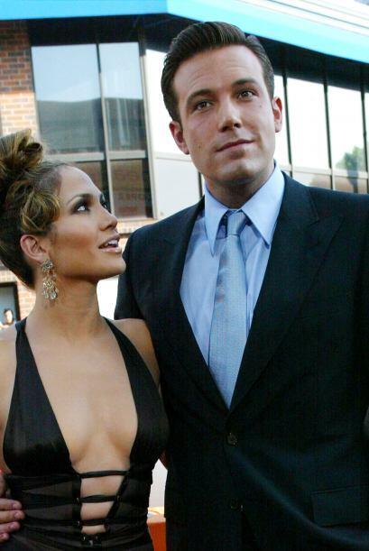 Se dijo, incluso, que Ben había engañado a Jennifer.