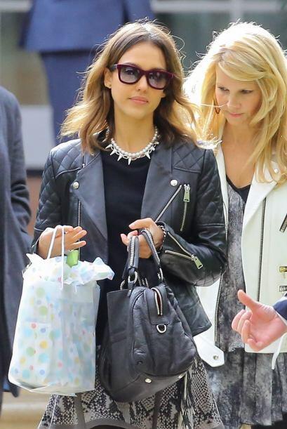 Jessica Alba, Kate Beckinsale, Nicole Richie y Gwyneth Paltrow fueron al...