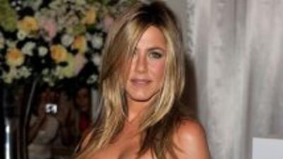 La actriz Jennifer Aniston dijo una vez que si tenía que ser la imagen d...