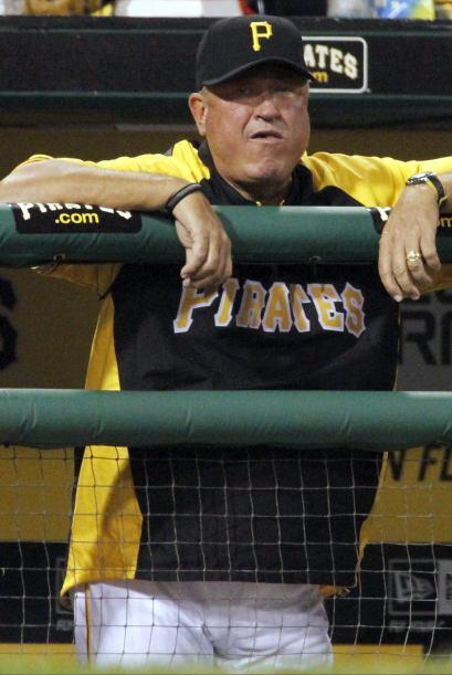 Clint Hurdle dirigirá por 2do año a los Piratas. Hizo albergar esperanza...