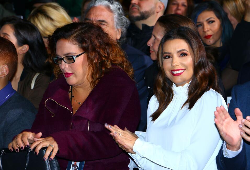 Ab Quintanilla, Angelica María y ANgélica Vale en develación de estrella...
