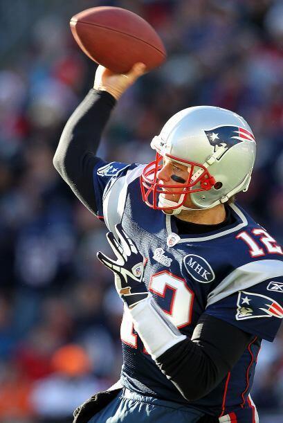 Estadísticamente hablando: Brady sigue siendo uno de los mejores quarter...