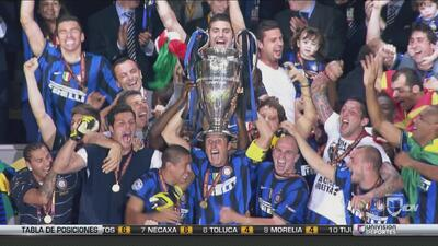 UCL Final | Bayern Munich 0-2 Inter Milan - En el Bernabéu, el Inter consiguió el triplete