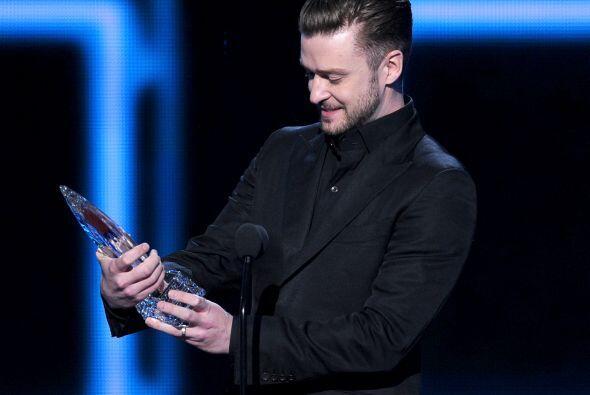 Cuando se anunció que Justin ganó, Ellen hizo la broma de que ella iba a...