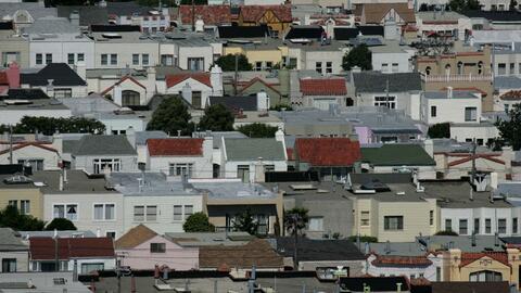 San Francisco, en California, es una de las ciudades más afectada...