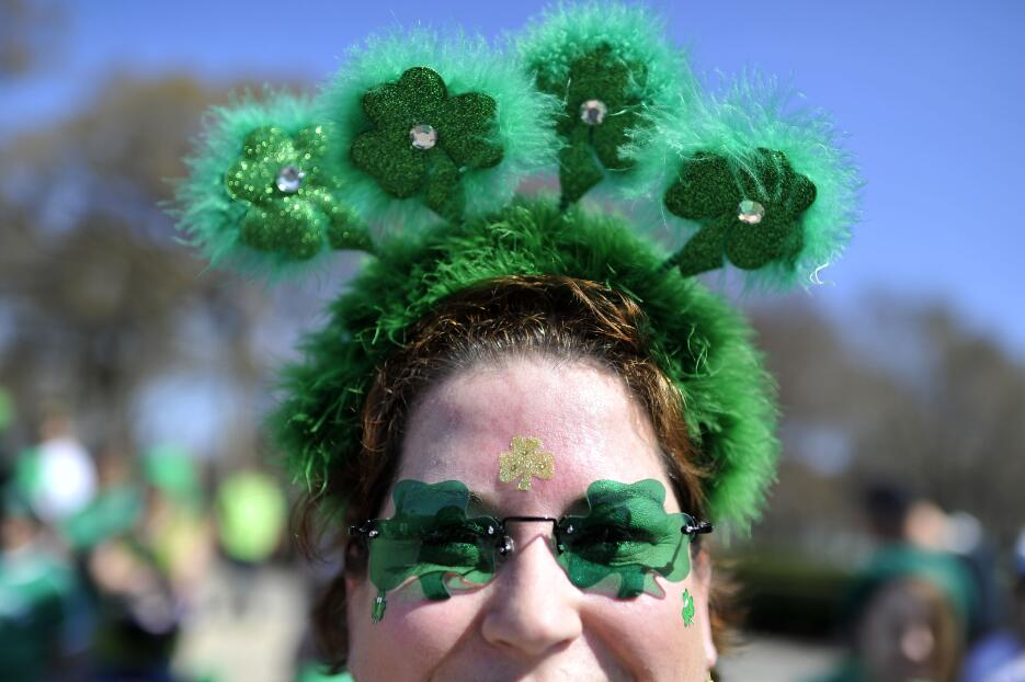 Desfile de St Patrick