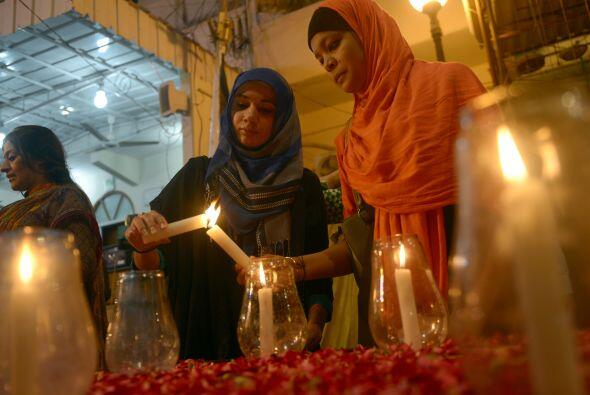 Mujeres activistas paquistaníes de   Muttahida   Qaumi   Movement   (MQM...