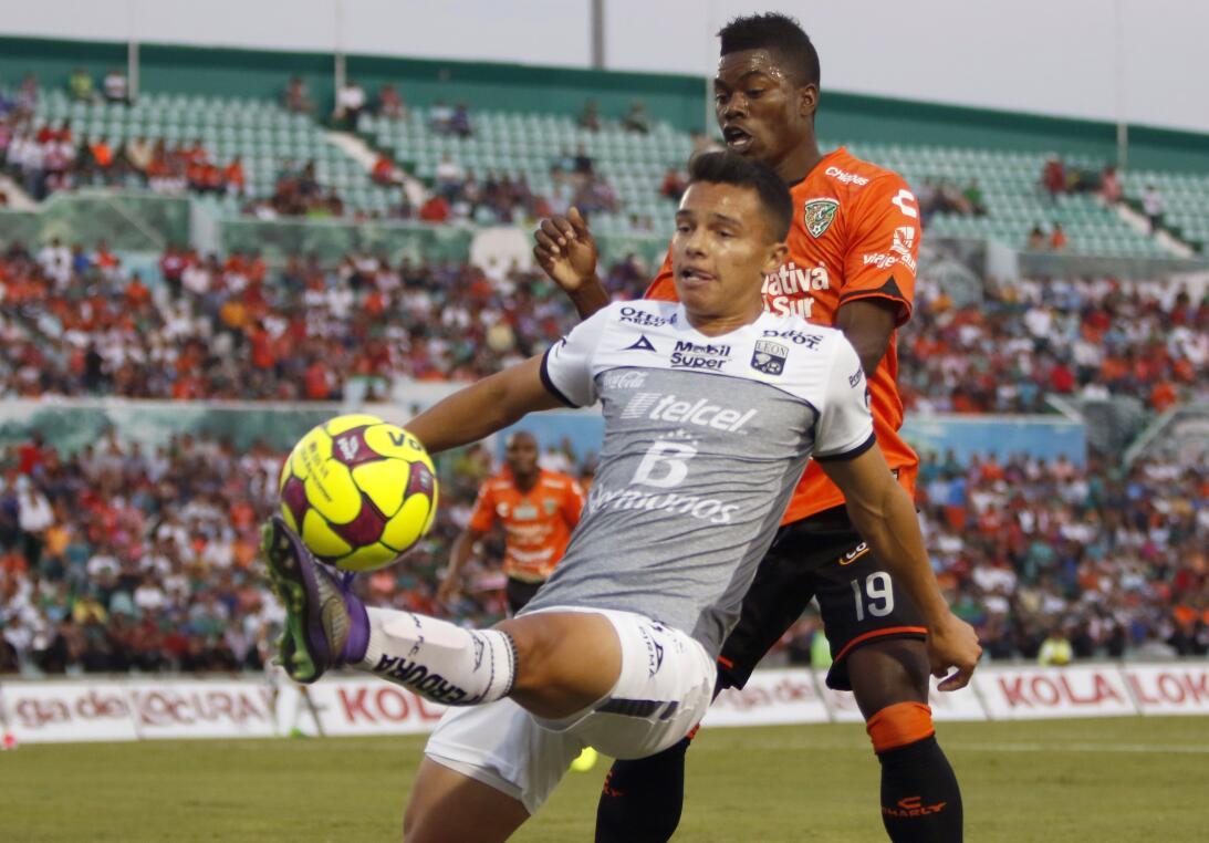Aburrido empate entre Jaguares y León Osvaldo Rodriguez de Leon y Felix...