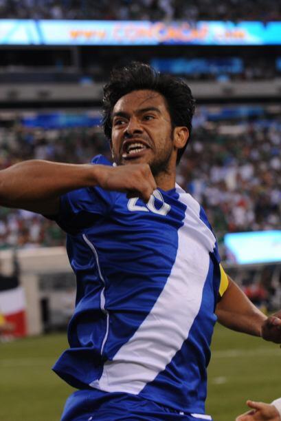 El encuentro ante México lo comenzó ganando Guatemala y este veterano ju...