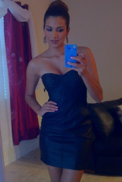 Marisela gusta de compartir su belleza con 'selfies' sensuales como &eac...