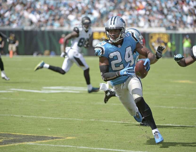 Josh Norman regresó intercepción para TD y Panthers venció 20-9 a Jaguars.
