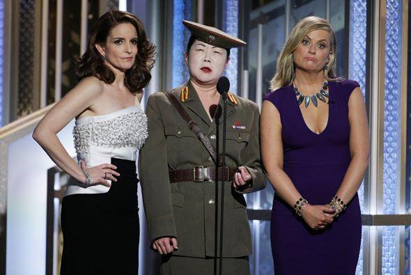La comediante Margaret Cho se hizo pasar por una oficial de Corea del No...