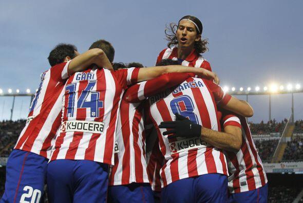 El Atlético de Madrid ganó en su visita al Elche por 2-0, un resultado q...