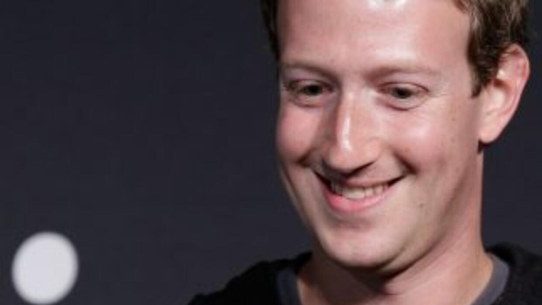 Mark Zuckerberg, CEO de Facebook, creador del sitioFWD.us en apoyo a un...