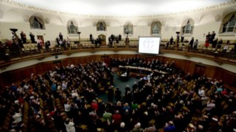 La Iglesia de Inglaterra ha levantado la prohibición impuesta a los sace...