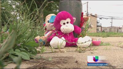 Detalles de la muerte del bebé atropellado en Chicago