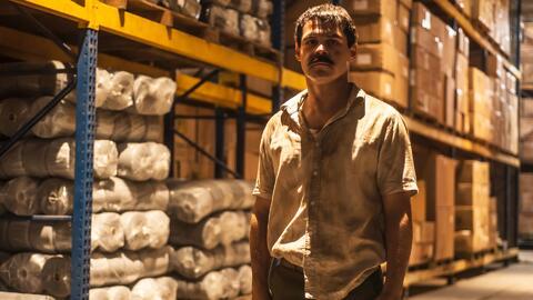 Mira cómo fue el estreno de la serie 'El Chapo', la vida sobre Jo...