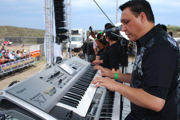 Fue un día lleno de mucha música.  Nos acompañó el Pega-Pega de Emilio R...