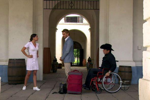 ¡Puro guapote en esta telenovela!