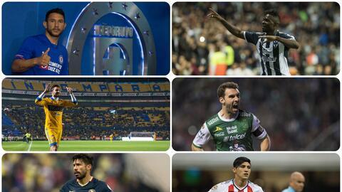 Figuras Liga MX