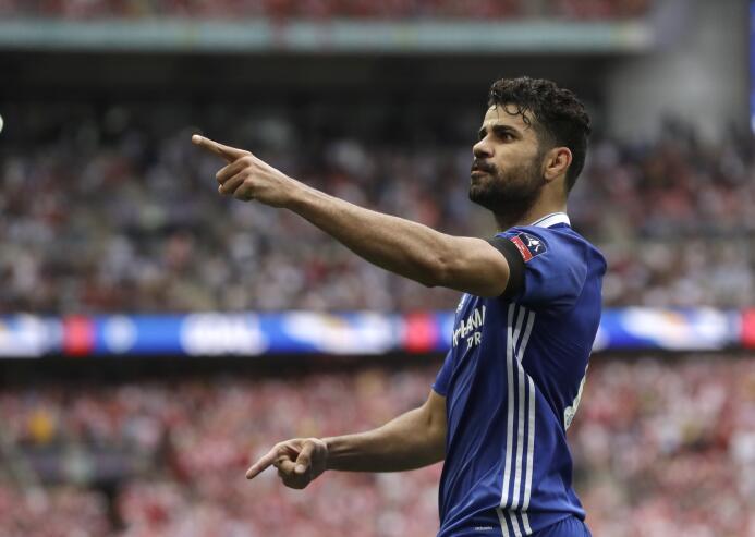 Un posible regreso de Diego Costa al Atlético de Madrid, así como lo hiz...