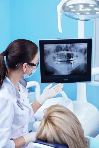 Lo siguiente que debes evitar durante el embarazo son las radiografías d...