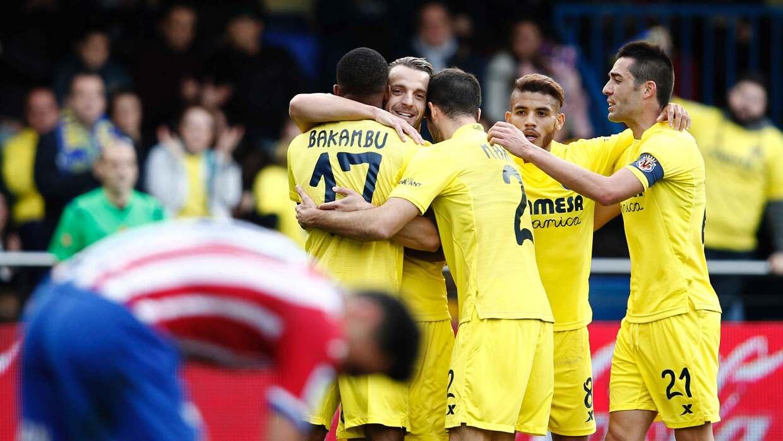 Villarreal cierra una gran primera vuelta