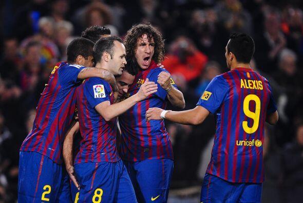 El Barça busca una nueva victoria para alcanzar los catorce parti...
