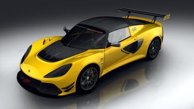 Lotus sale a pista con el nuevo Exige Race 380