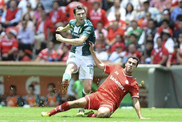 Jugó 163 minutos en la serie ante Toluca, no metió gol y tampoco fue amo...