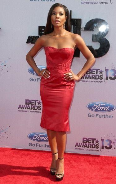 La actriz, cantante y antigua modelo estadounidense Gabrielle Union ha l...