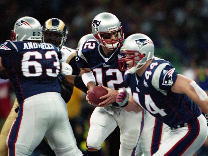 Los Super Bowls jugados, ganados y perdidos de cada División