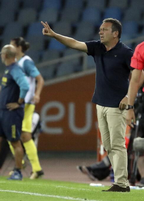 Con 24 minutos de Vela, la Real Sociedad goleó al Villarreal en Anoeta 6...