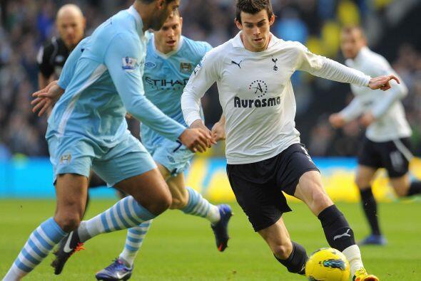 Más tarde sería el turno de Gareth Bale.