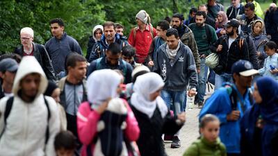 ¿Cuáles son las principales rutas migratorias en Europa?
