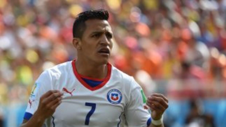 El mediocampista chileno señaló que Brasil es un equipo con mucha calidad.