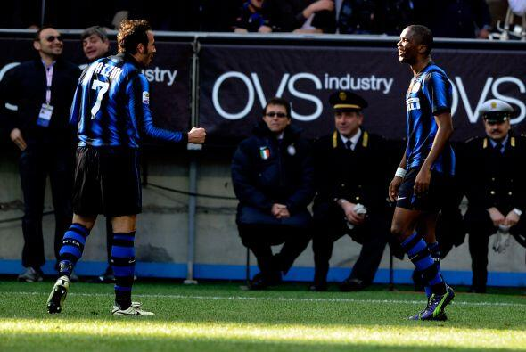 Y eso no era todo, pues 'Samu' también marcó el gol del 3-1.