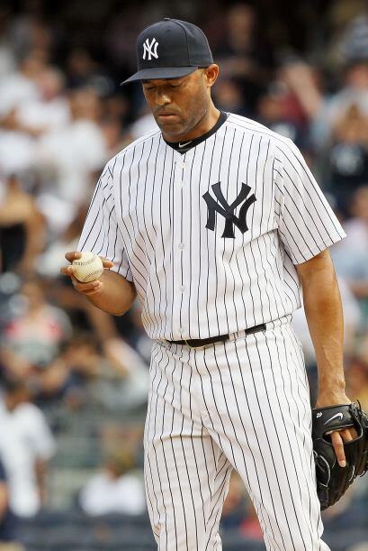 RP. Mariano Rivera. Yankees de Nueva York. El panameño lanz&oacut...