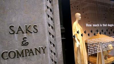Saks Fifth Avenue tiene uno de los edificios más icónicos de Manhattan