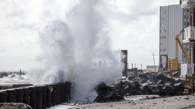 La tormenta tropical Hermine no asusta a todos en Nueva Jersey