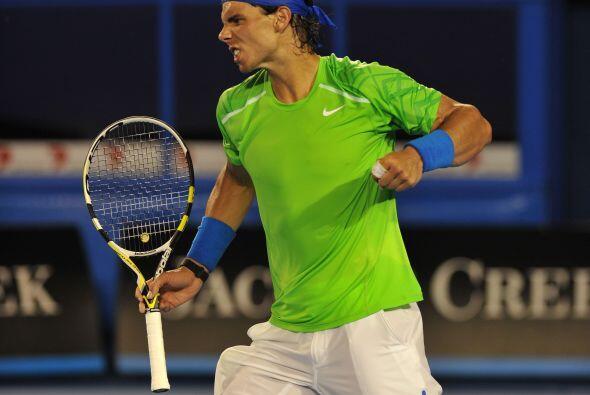 Por su parte Nadal sigue teniendo en su palmarés diez títulos de Grand S...
