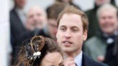 El príncipe William ha sufrido ataques de nervios e insomnio por la próx...