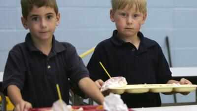 La asociación de nutrición escolar reveló que el 76% de distritos escola...